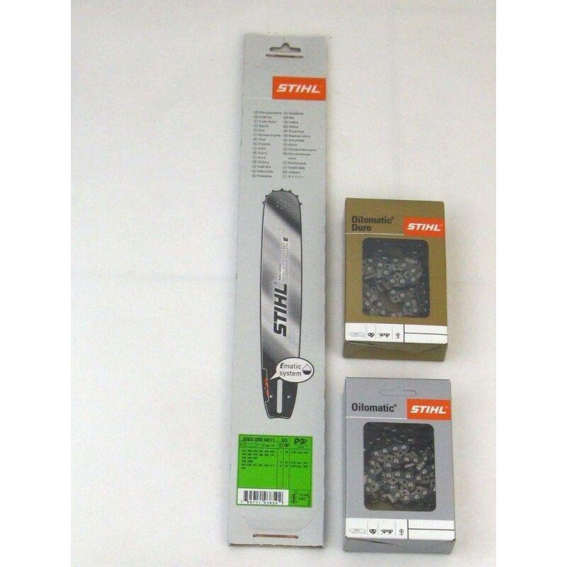 """Stihl  Stück Sägekette .325/"""" 1,6 mm 62 GL 37 cm Halbmeißel RM 3629 000 0062"""