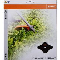 Stihl 40007133801,FS160,180,220,280 230-4 Grasschneideblatt,