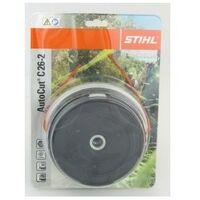 Stihl 40027102169 AutoCut C 26-2 / 2,4mm Zweifädig, für Mäh- und Ausputzarbeiten