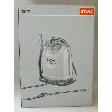 Stihl 42550194970 SG 71 Drucksprühgerät Rückentragbares Profi- Spritzgerät 18 Liter