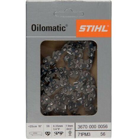 STIHL stihl Chaine tronçonneuse Picco Micro 1/4P,  1.1 mm,