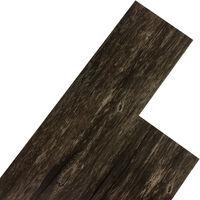 STILISTA® 5,07m² Vinylboden, Eiche rustikal dunkel