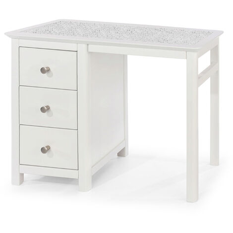 Stirling Single Pedestal Dressing Table