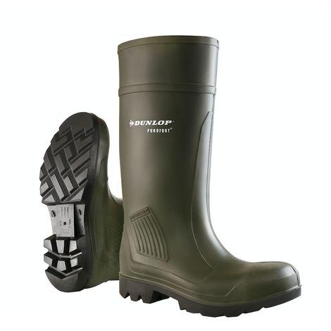 """main image of """"Bottes de sécurité Dunlop Purofort C462933 pour femme"""""""