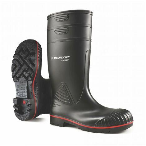 """main image of """"Dunlop A442031 Stivali da lavoro Antinfortunistici AciFort colore nero"""""""