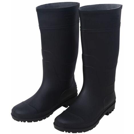 Stivali di Gomma Misura 40 Nero