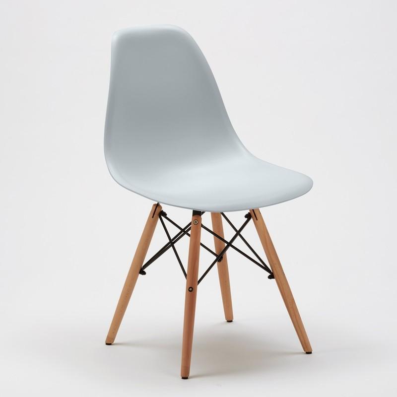 Eiffel Küchenstuhl Stock Esstischstuhl 28 EsszimmerstuhlGrau Wooden Stühle rxeWdCBo