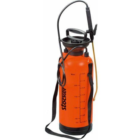 Stocker Pompa A Pressione 8 Litri - Per Applicare Trattamenti Alla Piante