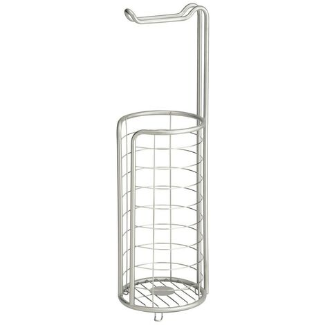 Stockeur et derouleur wc acier inoxydable forma - IDesign - Interdesign