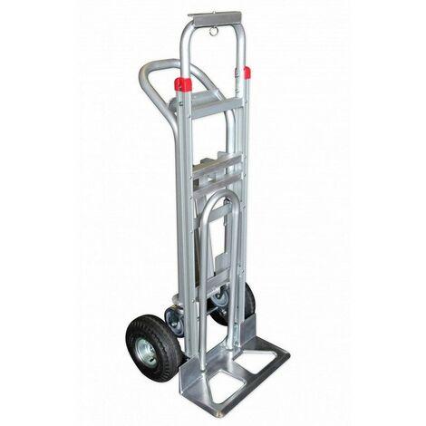 - Stockman - Diable chariot aluminium 350 Kg / 250 Kg - STC3