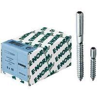 Stockschr. ST galZn ISR 15 M6x80 HP E-NORMpro 4317784351669 Inhalt: 100