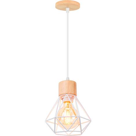 STOEX Lámpara de pared Cuerda de cáñamo Tubería de agua Vintage,Loft Aplique portalámparas antiguo retro Sconce luces E27 disignjet Piso Proyección de cocina