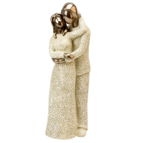 Stone Portraits 'Always' Figurine - Couple
