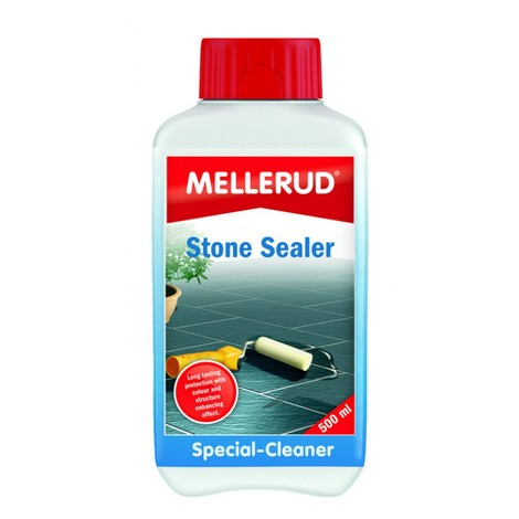 Stone Sealer - Waterproof Protection Interior and Exterior Stone Wall Paths Drives