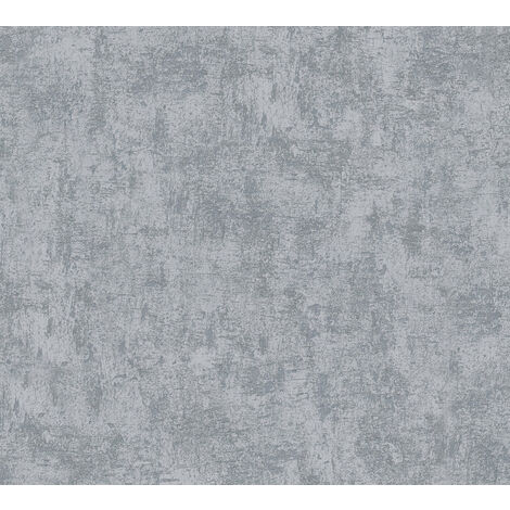 Stone tile wallpaper wall Profhome 224019-GU non-woven wallpaper slightly textured with tangible texture matt grey 5.33 m2 (57 ft2)