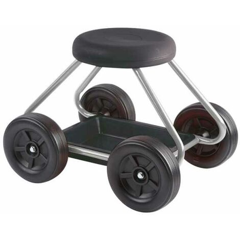 Stool on wheels SECURA WENKO