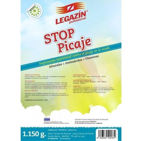 Stop Picaje Legazin 1.150g