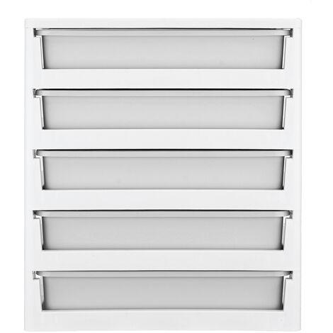Storage Bags Makeup Storage Drawer Cabinet Organizing Box Grey