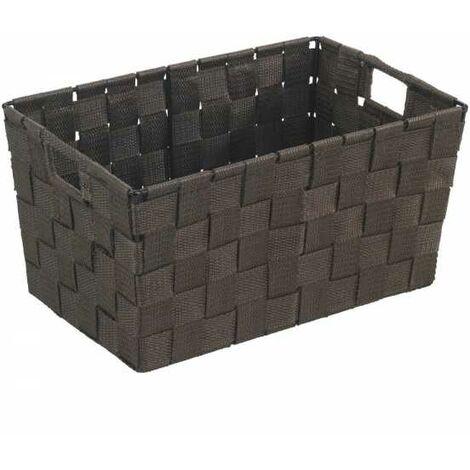 Storage basket Adria Brown Size S WENKO