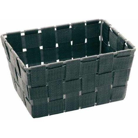 Storage basket Adria Mini Long Grey WENKO