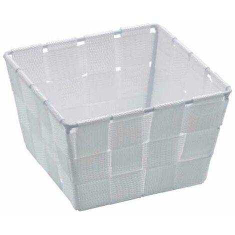 Storage basket Adria Mini Square White WENKO