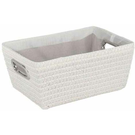 Storage basket Chromo White WENKO