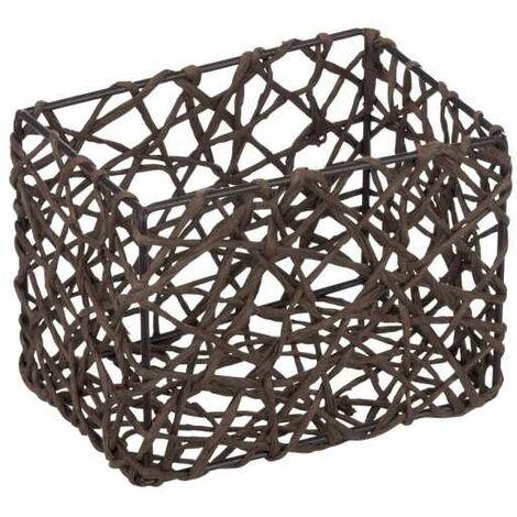 Storage basket Curly Brown WENKO