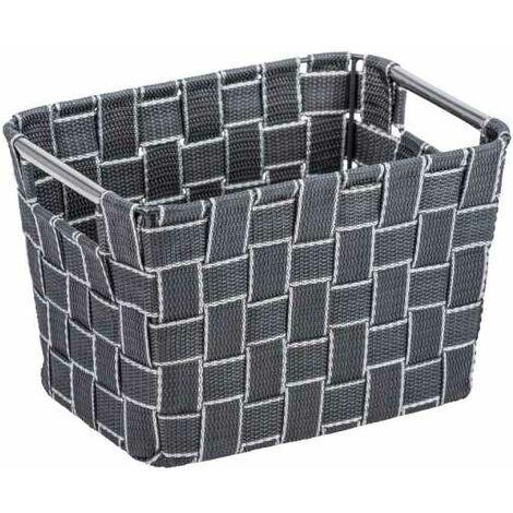 Storage basket Fedra M Anthracite WENKO