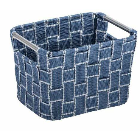 Storage basket Fedra S Blue WENKO