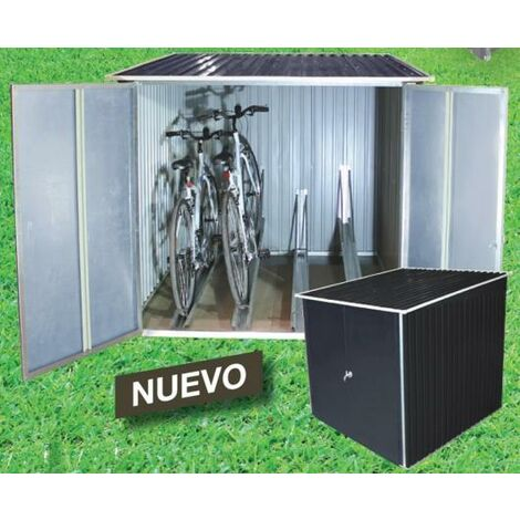 Storage Bici Arcon Guarda Bicis De Metal Duramax