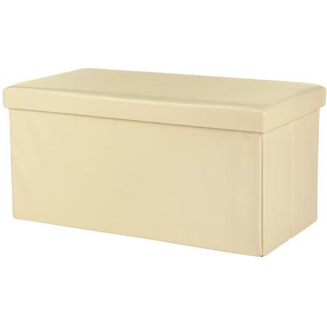 Storage box Ottomane Seat chest bench sofabank bench foldable