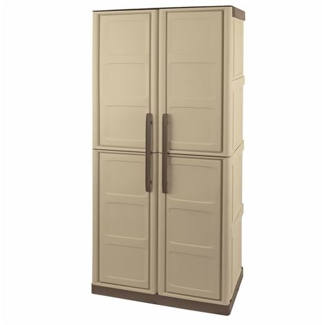 Storage Cupboard With Tall Storage