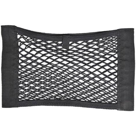 Storage net elastic 40x25cm double with velcro fastening NS-6