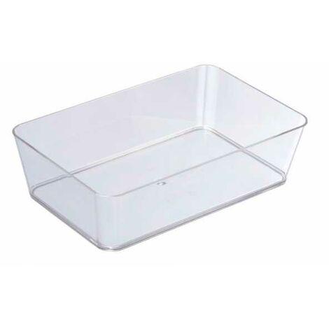 Storage tray Candy Transparent Wide WENKO