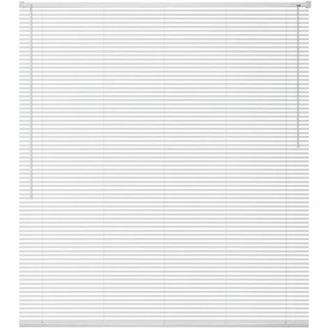 Store Aluminium 60 x 220 cm Blanc