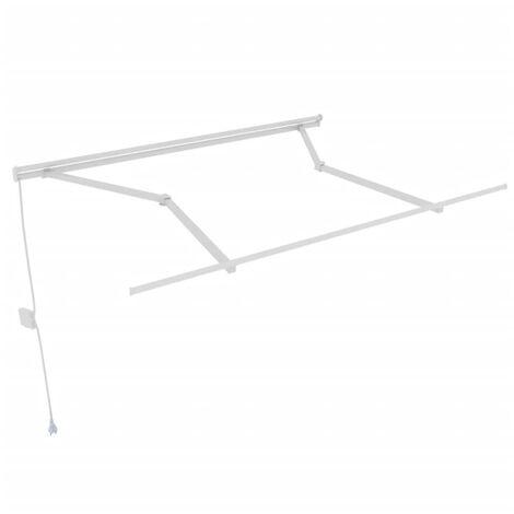 Store banne monobloc sans auvent 400 x 300 cm