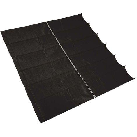 Store bateau horizontal Coolfit noir 4 x 2 m 4 x 2 m