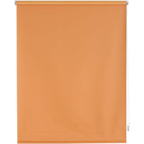 Store enrouleur 100% opaque, Orange