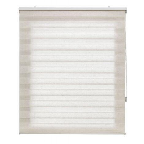 Store enrouleur 180X250 BRUT Fixation Nuit et Jour Mur ou Plafond