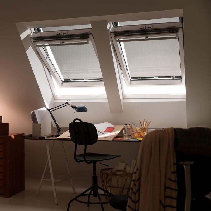 Store Extérieur Pour Fenêtre De Toit Velux Pour Gglghlc02ck02