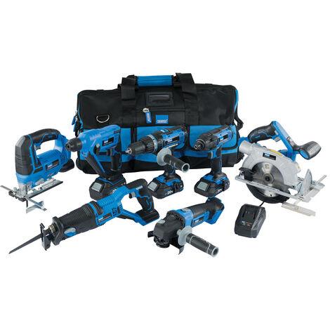 Storm Force® 20V Cordless Kit (12 Piece)