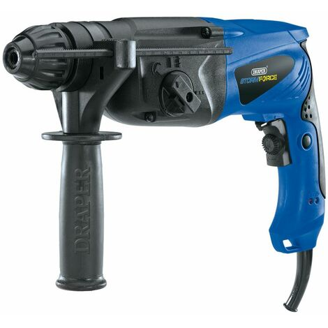 Storm Force® SDS+ Rotary Hammer Drill Kit with Rotation Stop (850W) (83588)