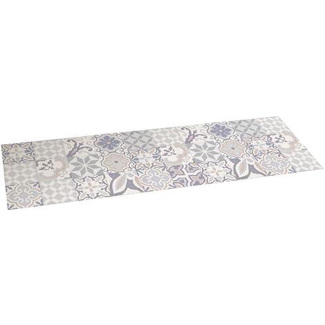 Storplanet tapis vinyle PVC Recyclable Croma Bcn Vintage 60 x 200 cm