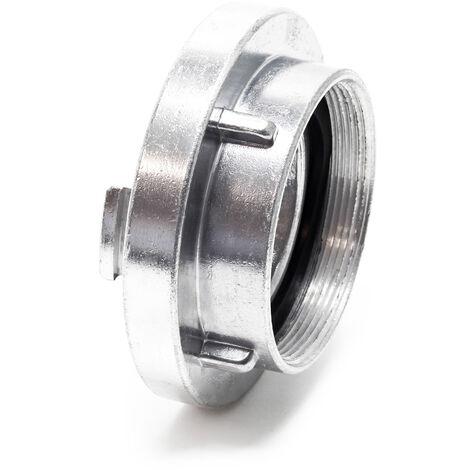 Storz doppelschlauchtülle doble conexión de manguera-aluminio
