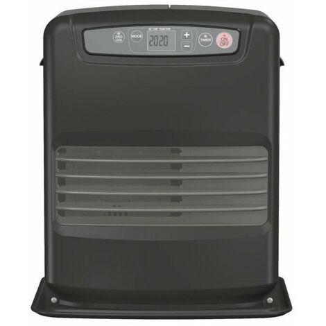 STOVER SRE 1228 C 2850 watts Poele a petrole electronique - Detecteur de CO2 - Multiples securites - Ecran LCD - Silencieux