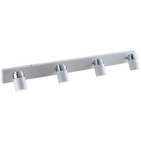 Strahler aus Metall dimmbar für Badezimmer von Lampenwelt -
