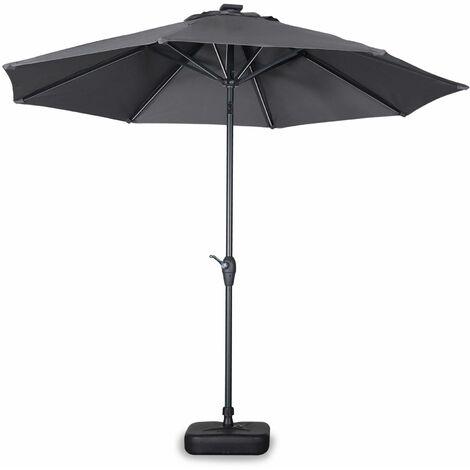 "main image of ""Straight LED parasol Ø 2,7m - Helios"""
