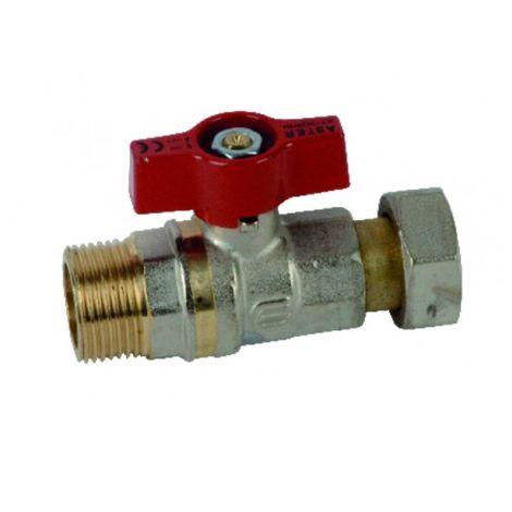 Straight valve M20 F20
