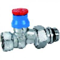 "Straight valve R402TG 1/2"" - GIACOMINI : R402X133"