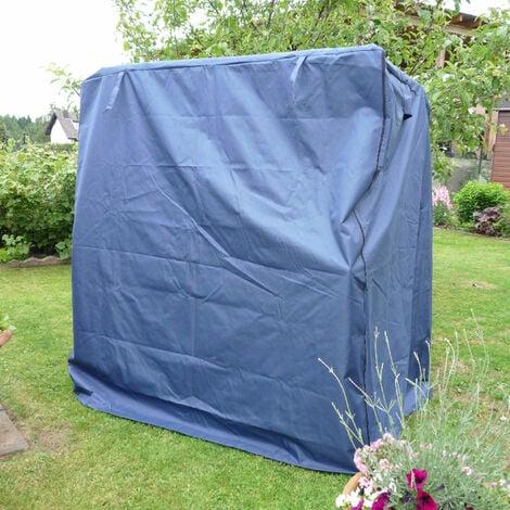 Strandkorbhülle # XXL - 152cm # (universal) # blau